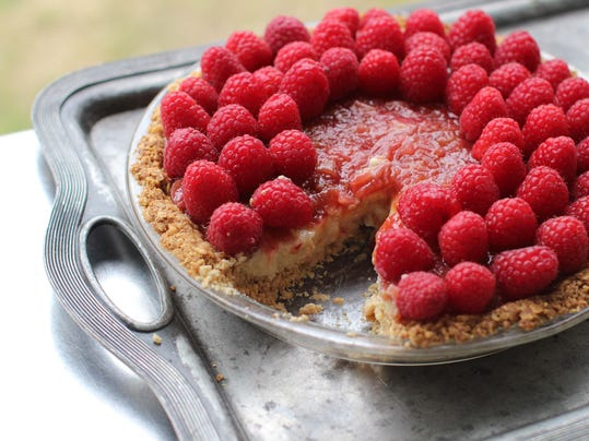 Can strawberry-rhubarb pie be improved?