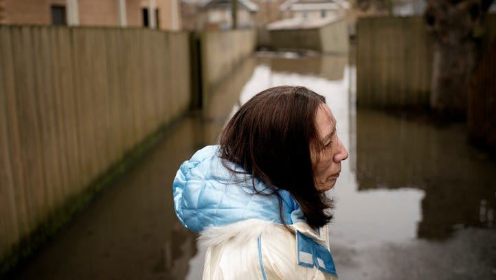 Flooding problems 'far from done' as residents, officials survey damage