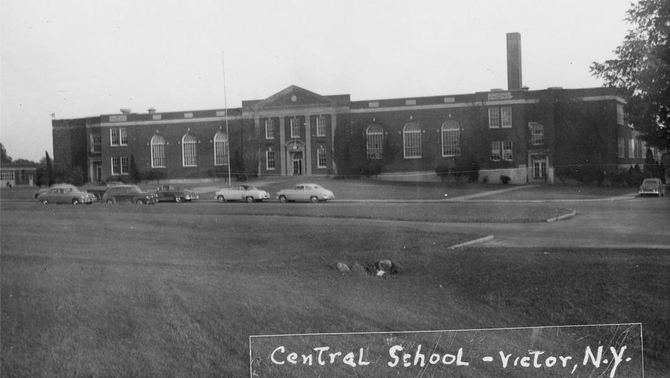 This undated photo shows the Central School District