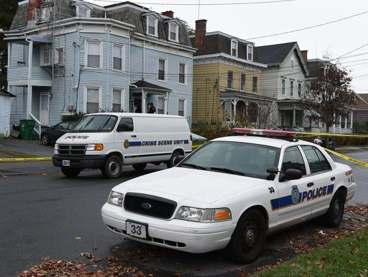 City of Poughkeepsie homicide