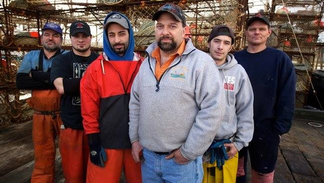 Tony Lara (center) died Saturday at a private residence in Sturgis.