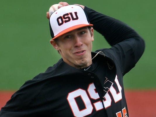 AP OREGON ST HEIMLICH BASEBALL S BBC FILE USA OR