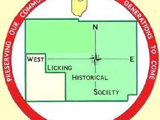 West Licking Historical Society logo