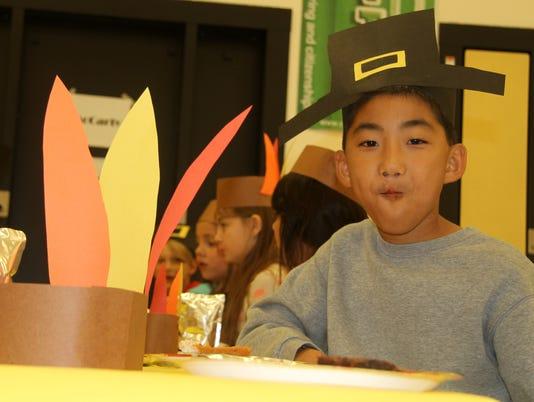 Fourth Grade Feast