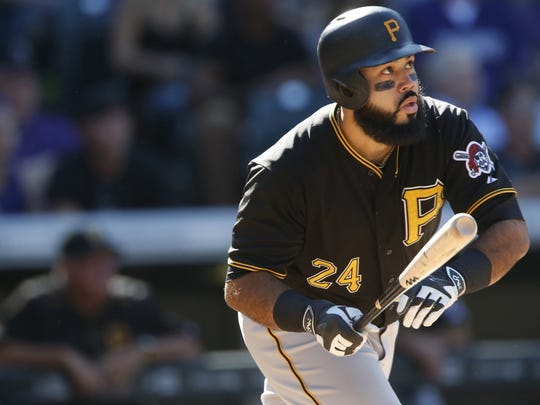 The Pirates' Pedro Alvarez has been an inspiration for Vanderbilt's J.J. Bleday.