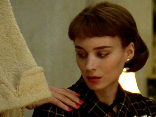 Rooney Mara in Carol art
