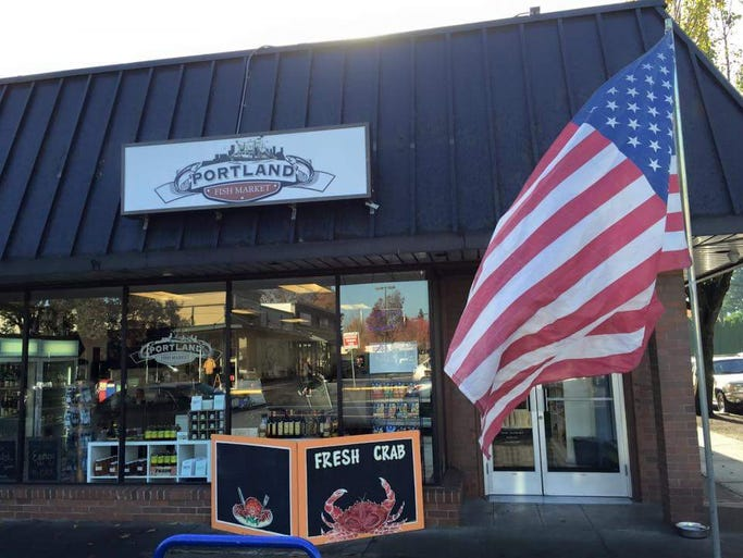 America 39 s seafood markets for Portland fish market