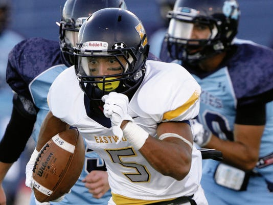 Eastwood High School senior-to-be Richie Rodriguez has emerged as a top college football prospect, garnering attention from several programs, including UTEP.