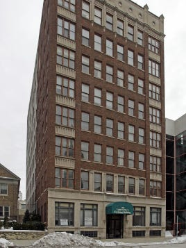 Downtown Milwaukee's Underwriters Exchange Building will likely be converted to apartments by its new owners.