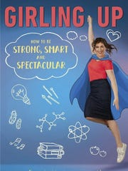 "This cover image released by Philomel shows ""Girling Up: How To Be Strong, Smart and Spectacular,"" by Mayim Bialik, PhD."