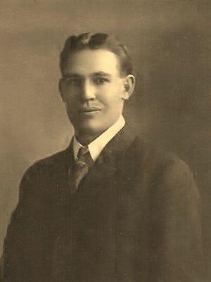 Bert Babcock – First Martin County Sheriff.