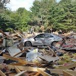 Explosion destroys Shawano County home early Thursday morning