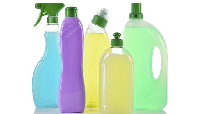 It is important to read labels of household products, and to recognize toxic ingredients.