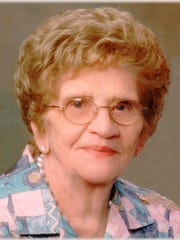 Eva Fontenot, 90, passed away on Monday, March 12,