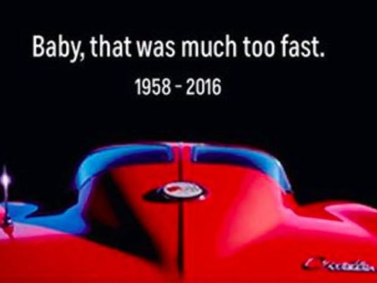 little red corvette 39 chevrolet pays tribute to prince. Cars Review. Best American Auto & Cars Review
