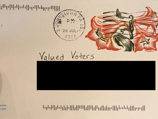 Kevin Patterson mailer