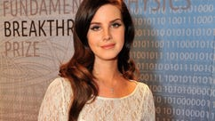 FILE - JANUARY 31: According to reports January 31, 2014 singer Lana Del Rey became engaged to Barrie-James O'Neill last summer. MOUNTAIN VIEW, CA - DECEMBER 12: Lana Del Ray attends the 2014 Breakthrough Prize Inaugural Ceremony for Awards in Fundamental Physics and Life Sciences at NASA Ames Research Center on December 12, 2013 in Mountain View, California. (Photo by Steve Jennings/Getty Images for MerchantCantos)
