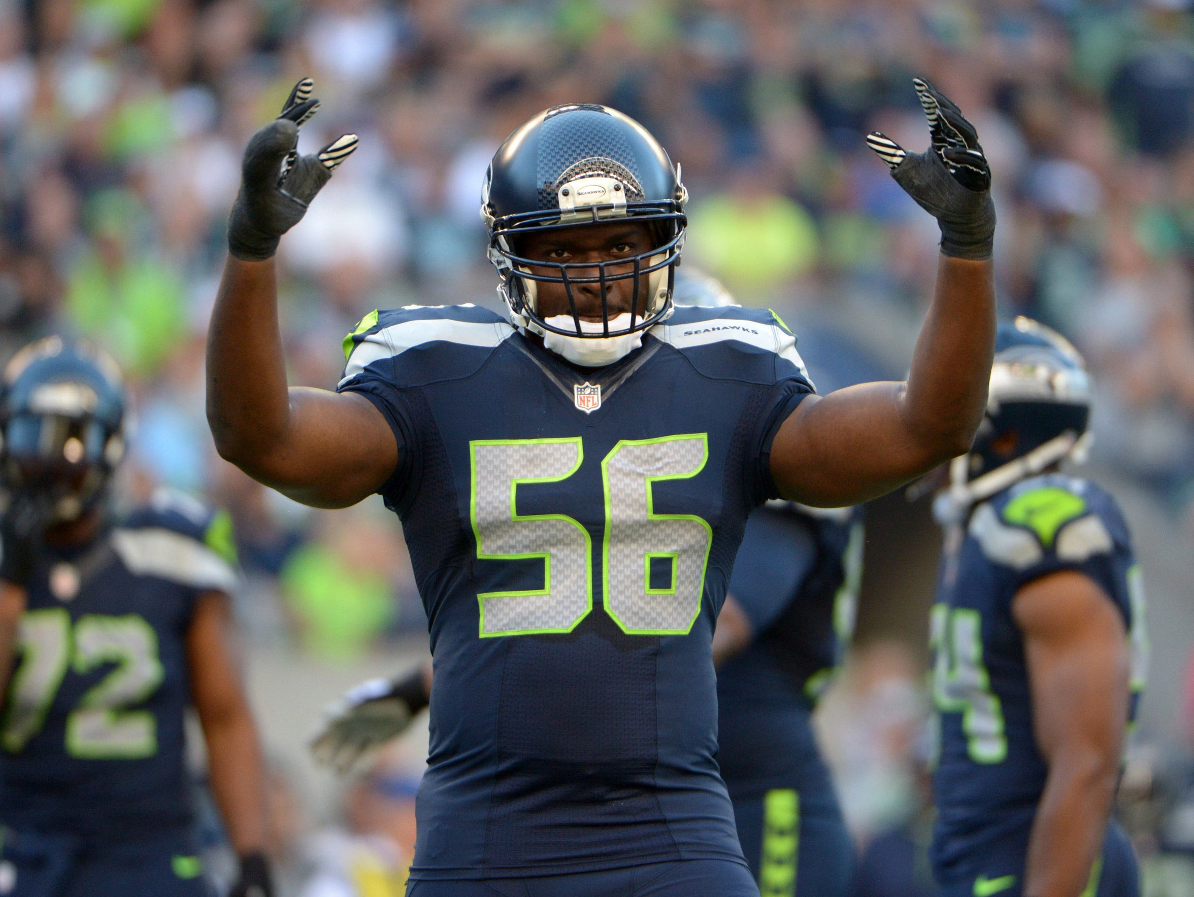 Cliff Avril is among the handful of Joe Tiller Boilermakers