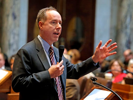 Wisconsin Assembly Speaker Robin Vos.