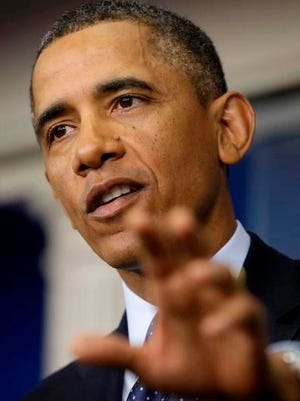 President Barack Obama is expected to appear at fundraisers Friday in Westchester.