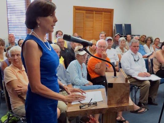 Pensacola Beach dog parks proposed