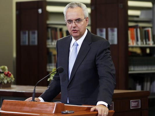 Mormon Leader Removed