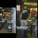 Shoppers speak out on social media about PacSun selling a shirt with an upside down American flag.
