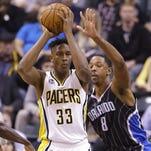 Pacers rookie Myles Turner