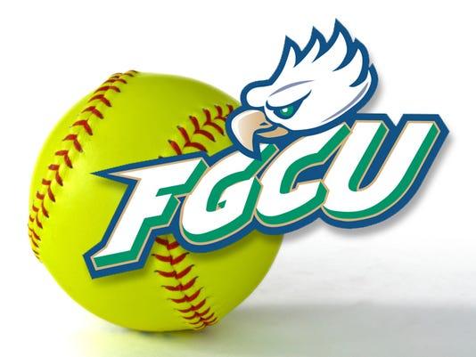 FGCU-softball
