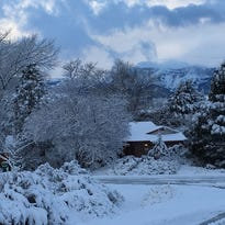 All Washoe schools closed; roads icy