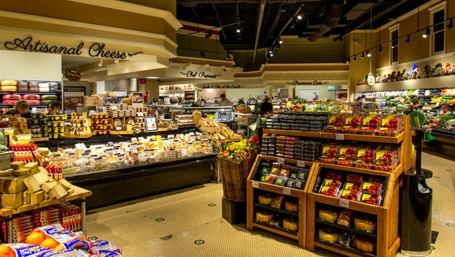 The state Agriculture Department started Jan. 1 with a new letter rating system for its food safety inspections of retail food stores. It's pretty simple: It's an A, B or C grade.