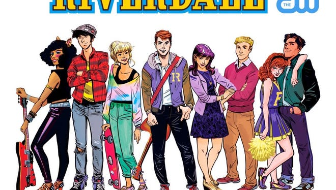 """Archie and his friends come to life in The CW's """"Riverdale."""""""
