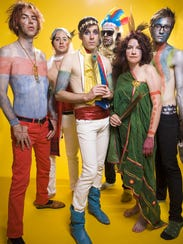 Of Montreal plays a theatrical show at the Grey Eagle