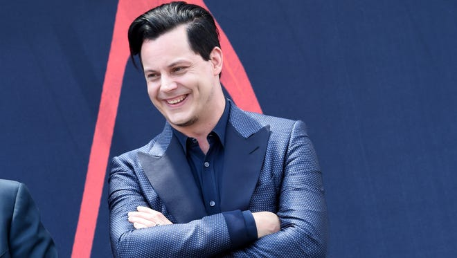 Jack White is expected to attend the opening Friday of his Third Man Records in Detroit.