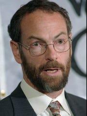 Dr. Richard Rockefeller in 1999