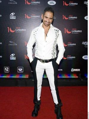 Horacio Franco after a concert in Phoenix.