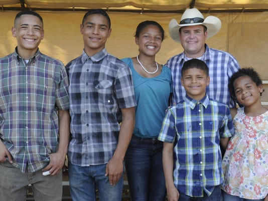 Cowboy pastor continues to battle effects of skin cancer