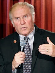 In this May 29, 2013, file photo, Rep Steve Chabot,