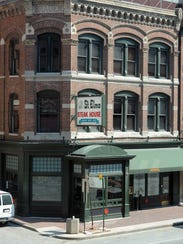 St. Elmo in downtown Indianapolis was founded in 1902.