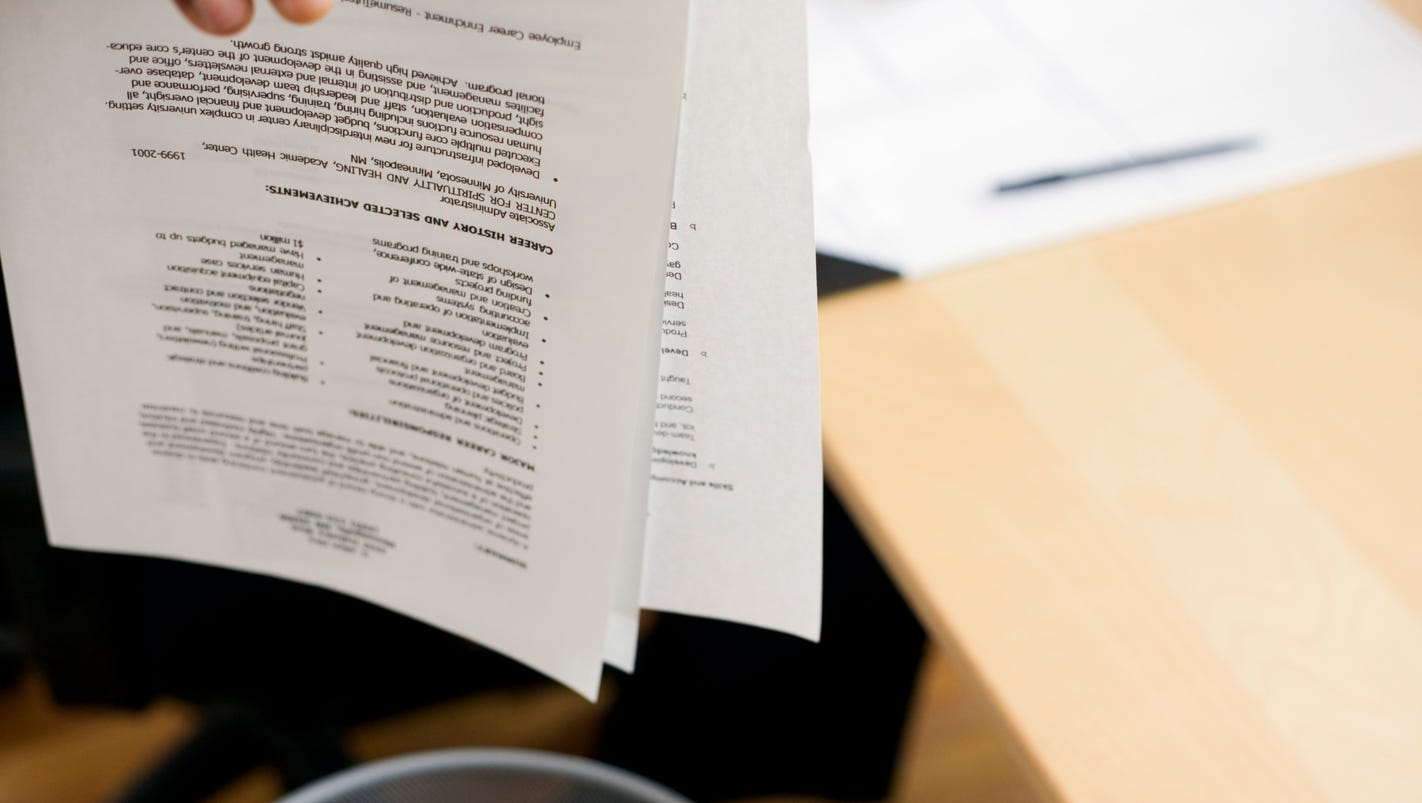 5 do's and don'ts for building a winning resume - USA TODAY