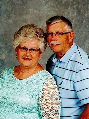 Gene and Sarah Talbert