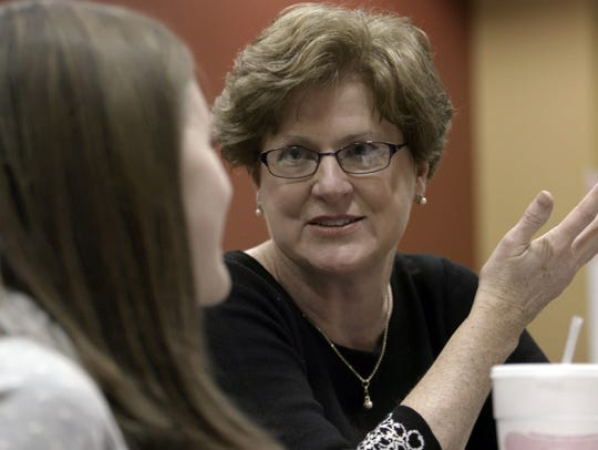 Kathleen Cleary, associate provost for student completion