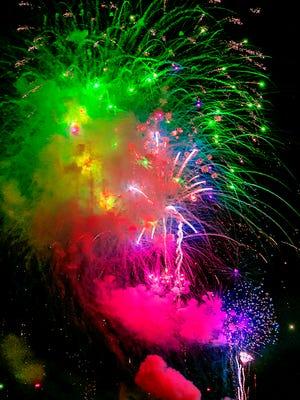 Celebration Under the Stars at Boro Beach and McKnight Park.