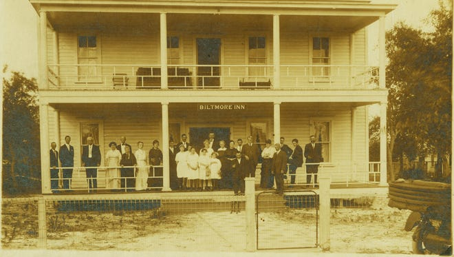 Emily King, housekeeper at Biltmore until 1914, married, becoming Mrs. Jones, and moved to Apopka, Fla., after leaving service. Mr. and Mrs. Jones opened a 25-room establishment called The Biltmore Inn, which they ran until the 1920s.