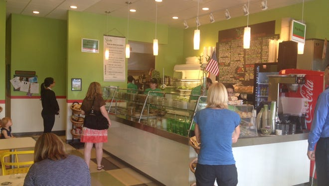 Verde Salad and More in Montgomery