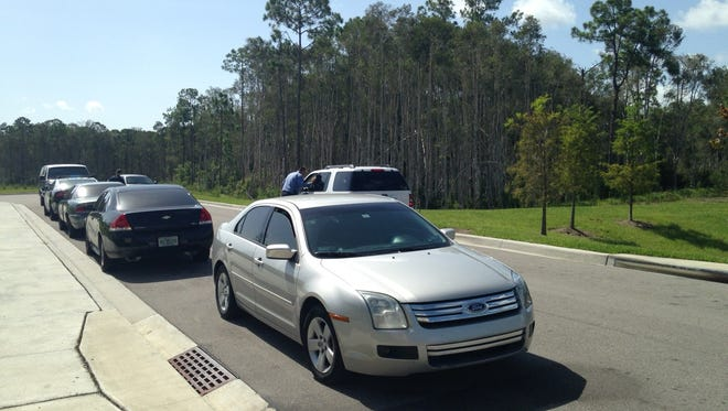 Fort Myers police are on the scene of a death investigation near Ortiz Avenue and State Road 82