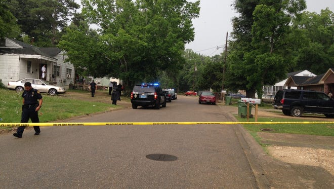 Montgomery Police are investigating the shooting of two people on Crescent Road.