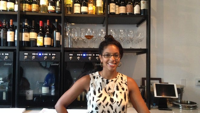 Simone Boone of Apogee Wine Bar