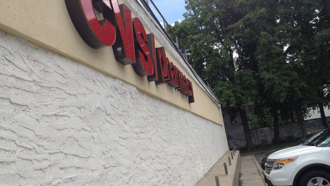 A CVS parking lot by the New Rochelle library was the site of a fatal stabbing overnight.