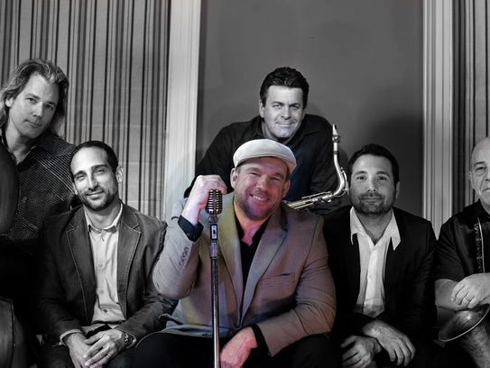The Chris O'Leary Band hits the stage at 9 p.m. Friday